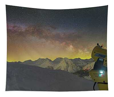 The Milky Way Hoax Tapestry