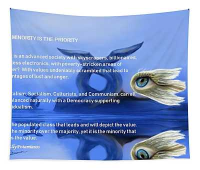 The Minority Is The Priority Via Interlude Tapestry