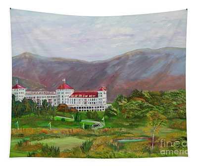 The Mount Washington Hotel Tapestry