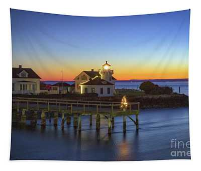 The Mukilteo Lighthouse Tapestry