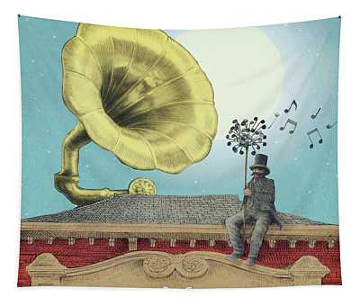 The Music Hall Tapestry