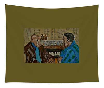 the Musicians Tapestry