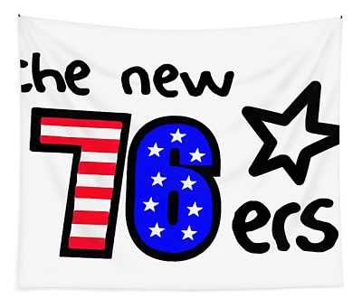 The New 76ers Tapestry