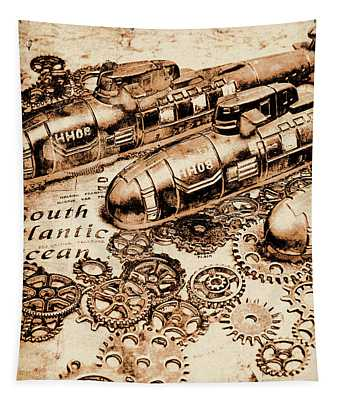 The Old Naval War Room Tapestry