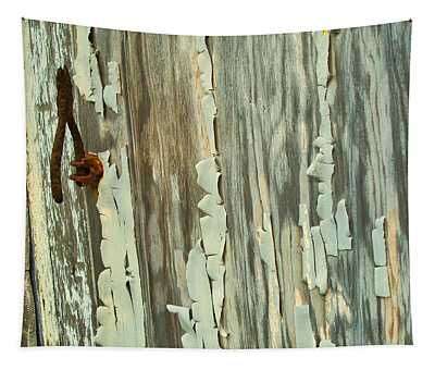 The Peeling Wall Tapestry