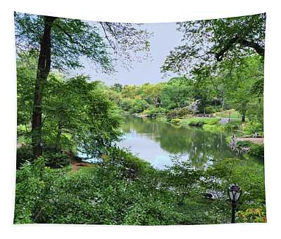 The Pond Tapestry