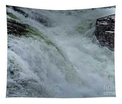 Tapestry featuring the photograph The Power Of Water In Motion 3 by Matthew Nelson