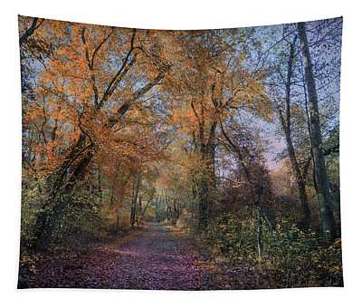 The Quiet Walk Tapestry