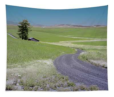 The Real Palouse Tapestry