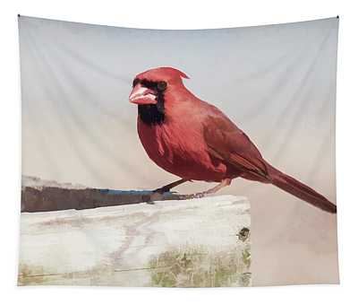 The Red Bird Tapestry