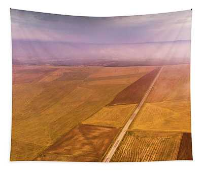 The Road  Tapestry