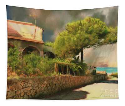The Road To The Sea Tapestry