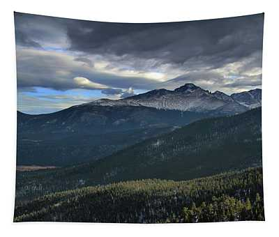 The Rocky Mountains Tapestry