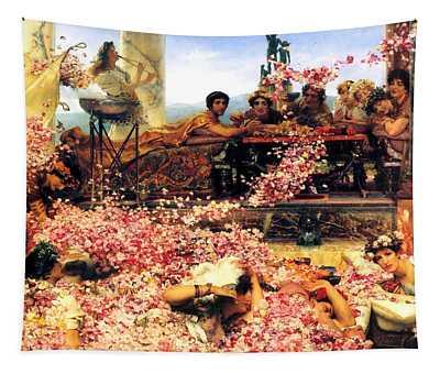 The Roses Of Heliogabalus 1888  Tapestry