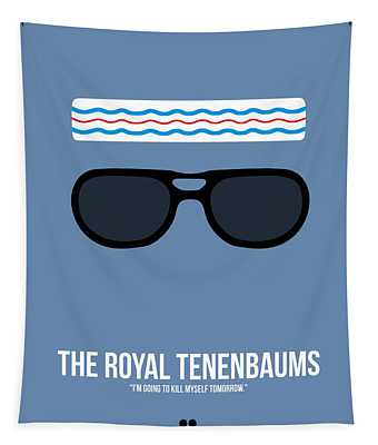 The Royal Tenenbaums I Tapestry
