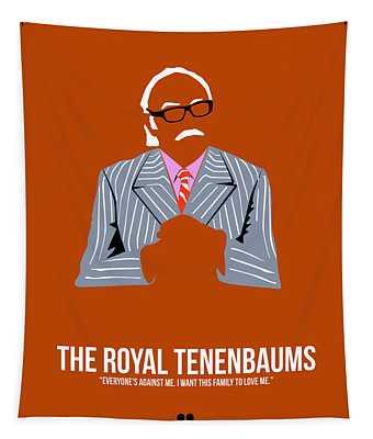 The Royal Tenenbaums Tapestry