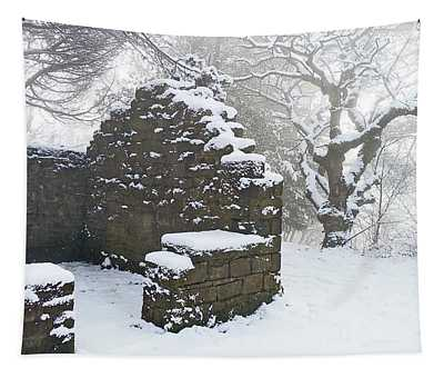 The Ruined Bothy Tapestry