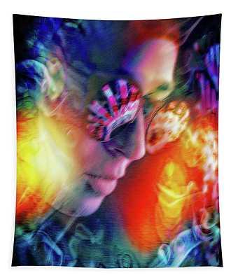 The Secret Inside  Tapestry