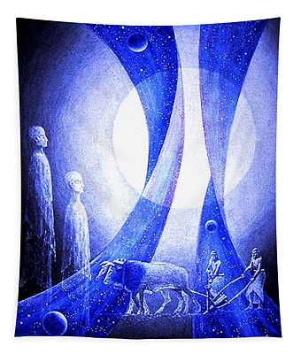 The Seeding Of Stars Tapestry