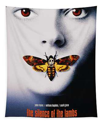The Silence Of The Lambs  1991 Tapestry