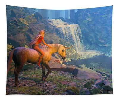 The Silver Horn Tapestry