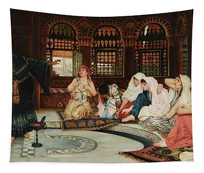 The Sorceress Tapestry