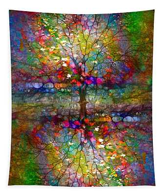 The Souls Of Leaves Tapestry