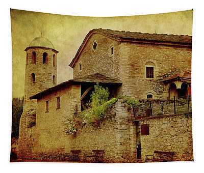 The Stone Church Tapestry