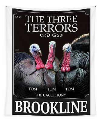 The Three Terrors Tapestry