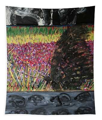 The Trickle Down Effect Tapestry