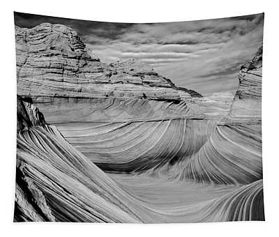 The Wave Wilderness Tapestry