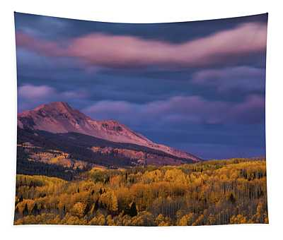 The Whisper Of Clouds Tapestry