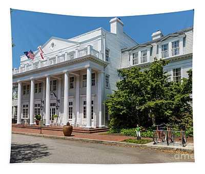 The Willcox Hotel - Aiken Sc Tapestry