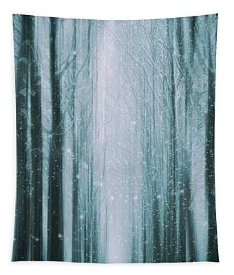 The Winter Wood Tapestry