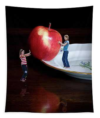 Thebig Apple Tapestry