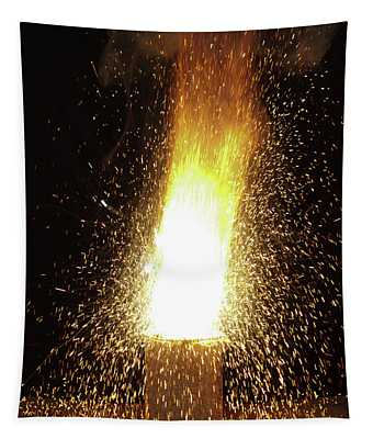 Thermite Reaction Tapestry
