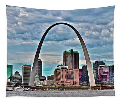 This Is St Louis 2019 Tapestry