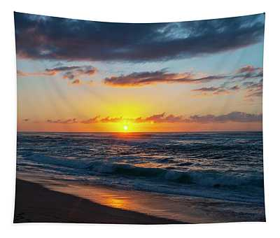 This Is Why They Call It Sunset Beach Tapestry