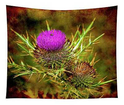 Thistle Life Tapestry