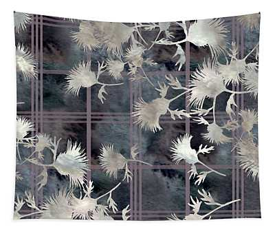 Thistle Plaid  Tapestry