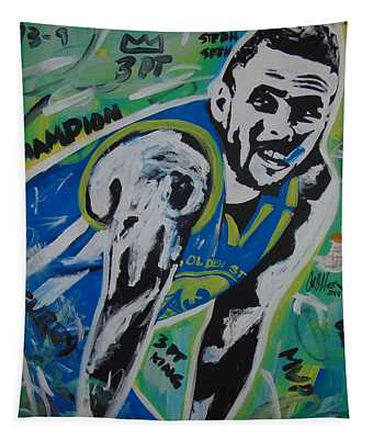 Three Point King Tapestry