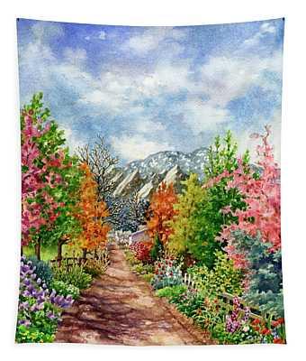 Through All Seasons Tapestry