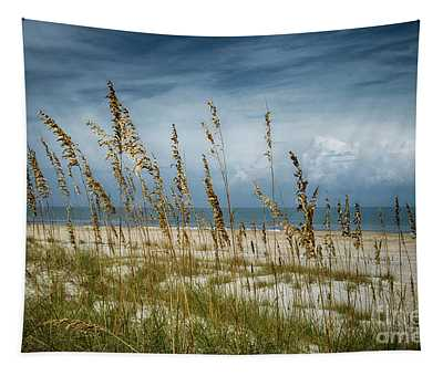 Through The Sea Oats Tapestry