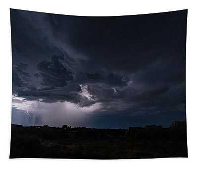 Thunderstorm #1 Tapestry