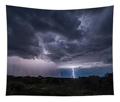 Thunderstorm #2 Tapestry