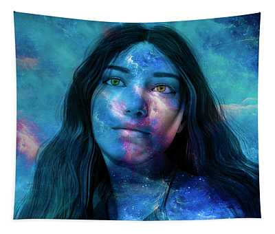Timing Of Space Tapestry