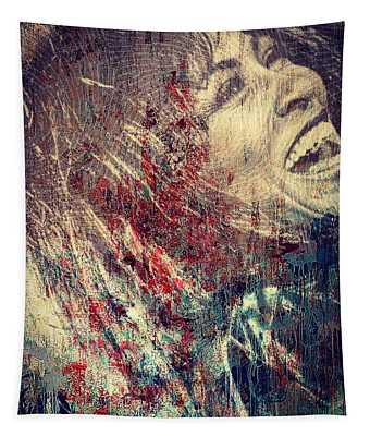 Tina Turner Spirit  Tapestry
