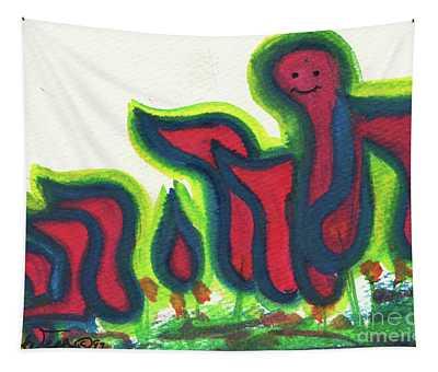 Tofdah Rabbah Tapestry