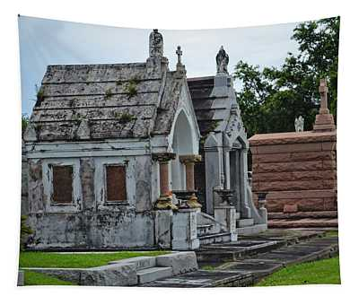 Tombs And Graves Tapestry