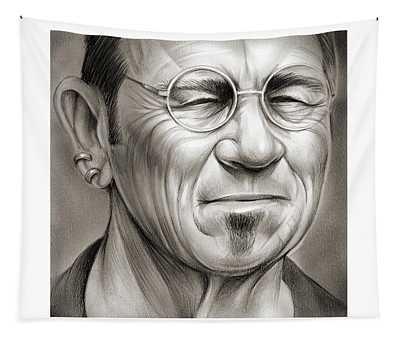 Tommy Lee Jones Tapestry